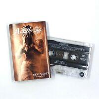 ANATHEMA Serenades + Extra Tracks Cassette Tape Death Doom Metal Futurist Rare