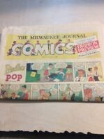 Sunday Comics Newspaper Section MILWAUKEE Journal - Sept 11 1960