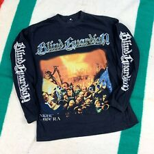 Vintage Blind Guardian Night At The Opera Longsleeve Shirt (2002) Size M/L