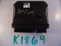 2014 14 TOYOTA SCION TC COMPUTER BRAIN ENGINE CONTROL ECU ECM EBX MODULE K1869