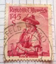 Austria stamps - Wilten, Innsbruck - 1.45 schilling 1951