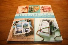Craft Books Altered Art for the First Time by Madeline Arenett
