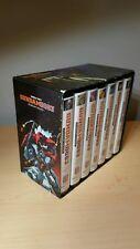 Mobile Suit Gundam 0083 VHS LOT (Stardust Memory ) English Dubbed ANINE MECH