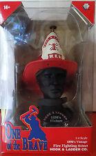 GEARBOX TOYS fire fighting helmet HOOK & LADDER CO 1890 figurine pompier usa