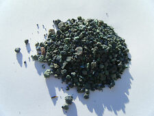 AZURITE MALACHITE Mix Inlay Material 1 Ounce crushed stone wood inlay chips