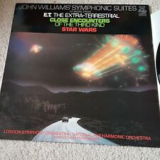 JOHN WILLIAMS SYMPHONIC SUITES : STAR WARS ET CLOSE ENCOUNTERS Vinyl LP Album EX