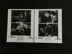 1990 PUMP UP THE VOLUME Coming of Age Christian Slater Movie Press Kit in Folder