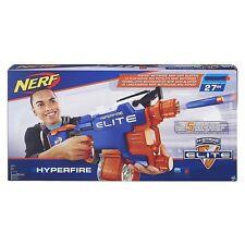 NERF N-Strike Elite Hyperfire Blaster - New Sealed UK Set - FREE UK Fast Post!