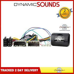 Car Amplifier Retention Interface Lead For Chrysler Dodge Jeep Mitsubishi VW