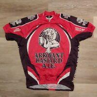 CANARI Arrogant Bastard Ale Men's Cycling Jersey Size S