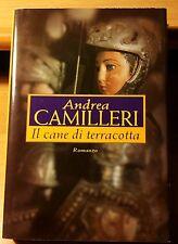 Andrea Camilleri - Il cane di terracotta - EUROCLUB  (1999)