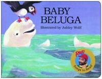 Baby Beluga by Raffi (1997, Hardcover, Board)
