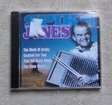 "CD AUDIO MUSIQUE / SPIKE JONES ""SPIKE JONES"" 10T CD COMPILATION 2001 NEUF"