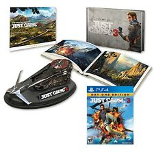 Just Cause 3 Collectors Edition (PS4) UK PAL **Same Day Dispatch**