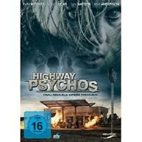 HIGHWAY PSYCHOS DVD THRILLER NEU