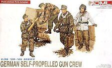 Soldiers, Figures
