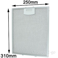 NEFF D6 D7 D8 D9 series Cooker Hood Vent Extractor Metal Mesh Filter 310 x 250mm
