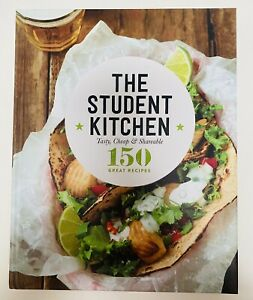 The Student Kitchen 150 Great Recipes Series Excellent Condition FREE POST Cook