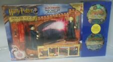 Harry Potter and the Sorcerer's Stone Powercaster Playset + 2 Booster - NIB