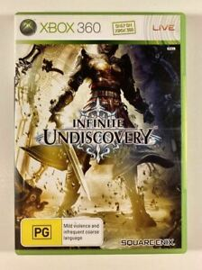 Infinite Undiscovery Disc 2 Only Xbox 360 GC PAL