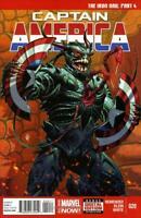 Captain America #20 Marvel Comics 1st Print 2014 Unread NM