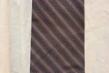 Pronto Uomo Dress Neck tie 100% silk dark purple, light purple, pink