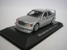 1 43 Minichamps Mercedes 190E 2.5-16 Evo2 1990 Silver