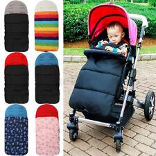 3 in 1 Baby Stroller Sleeping Bag Warm Swaddle Blanket Footmuff Waterproof Q