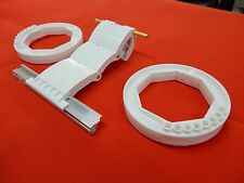 RDAL77 Locking Strap and collar set for Roller Garage Door Profile 77mm