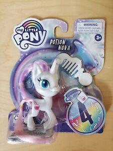 "My Little Pony Life MLP Brushable 3"" Potion Nova Unicorn New in Package"
