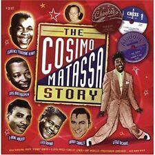THE COSIMO MATASSA STORY - LITTLE RICHARD, KING EARL, THE DUKES - 4 CD NEW+
