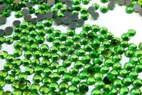 DIY HOTFIX STRASSSTEINE GRÜN GLAS STRASS 1440Stk Rhinestones 5mm SS20 GREEN 427