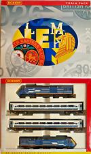HORNBY 00 GAUGE - R2376 - MIDLAND MAINLINE HIGH SPEED TRAIN 125 HST 4 CAR PACK
