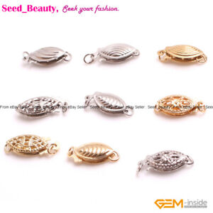 14K Gold-filled Jewelry Making Findings Clasps For Necklace/Bracelet 1 Pieces