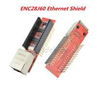 ENC28J60 Ethernet Shield HR911105A for Arduino Nano 3.0 RJ45 Webserver Module