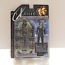 1998 McFarlane Toys X-Files Fight the Future Agent Scully Action Figure