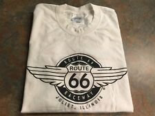 NHRA ROUTE 66 JOLIET T-SHIRT SIZE SMALL ADULT