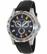 Nautica Armbanduhren mit Chronograph