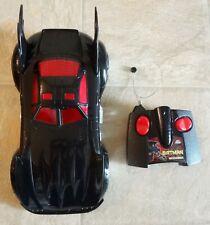 Tyco Batman Batmobile Radio Controlled 6v 27MHz R/C Car 2000 Complete