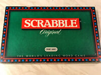 Vintage Scrabble - Spears 1988 version - All tiles complete