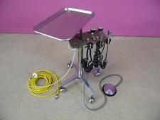 Hampton Research 3015 Dental Delivery Unit Mobile Cart w/ Star Titan 3 Handpiece