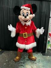 Christmas Mickey Mouse Character Mascot Costume Cosplay Party Event Adult