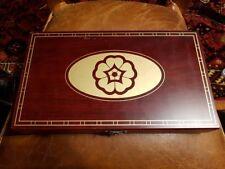The Da Vinci code mega rare press kit in wooden rose box