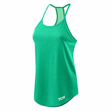 Women's TCA Switch-up Reversible Lightweight Workout Tank Sleeveless Vest Top Arcadia L