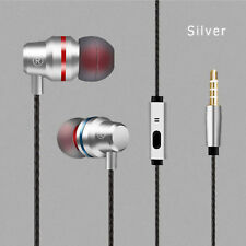 Ttlife x1 hi-fi in-ear pinganillo Bass Sound EARPHONE Headphone auriculares plata