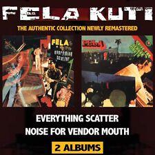 Fela Kuti - Everything Scatter  Noise For Vendor Mouth [CD]