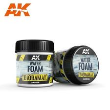 AK TEXTURE PRODUCTS WATER FOAM - 100ml (Acrylic)