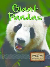 Giant Pandas (Eye to Eye With Endangered Species)-ExLibrary