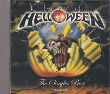 HELLOWEEN THE SINGLES BOX 1985-1992 NEW & SEALED 7CD LIMITED EDITION RARE OOP
