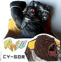 RAW 10 CY-GOR GORILLA ACTION FIGURE>McFARLANE TOYS>NEW IN PACKAGE